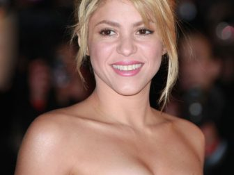 Shakira At Nrj Music Awards In Cannes 6 535x796