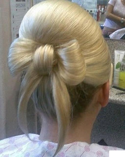 Gelin saçı modelleri - 2