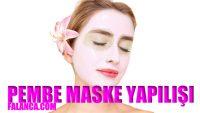 Pembe Maske Tarifi