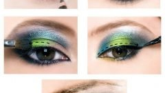 Yeşilim makyaj Tekniği