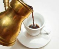 Türk Kahvesi Peelingi