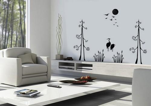 Duvar Süsleri -Stickerları
