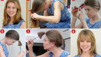 Kolay Saç Kesme Tekniği