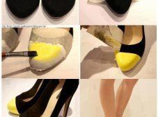 Ayakkabı Süslemek