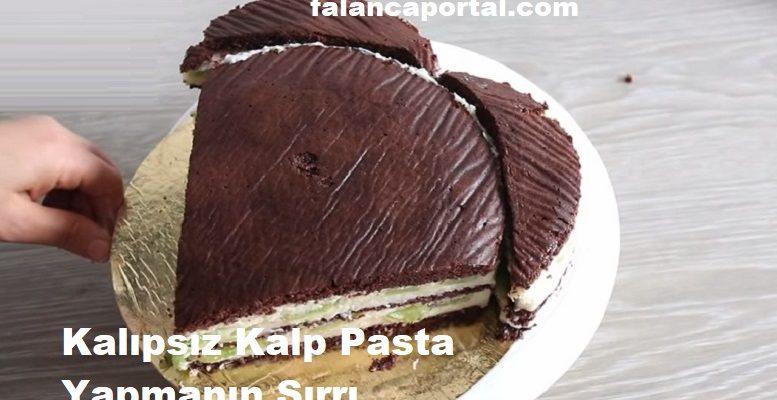 Kalıpsız Kalp Pasta Yapmanın Sırrı 1