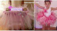 Tütü Çocuk Elbise Yapılışı 1
