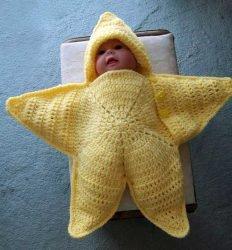 Yildiz Bebek Tulumu Yapilisi 1