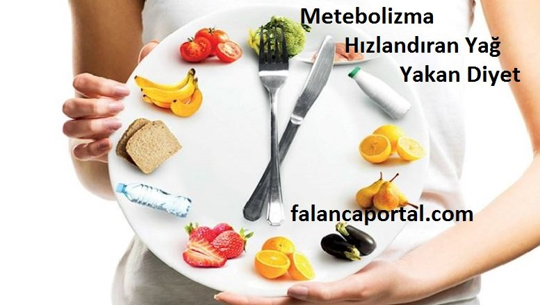metebolizma hızlandıran yağ yakan diyet 1