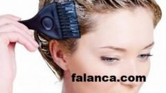 Kuaförde Yapılan 3 Saç Maskesi Tarifi