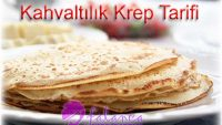 Kahvaltılık Krep Tarifi