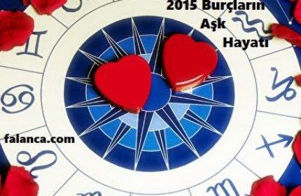 2015 Burçların Aşk Hayatı