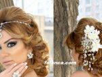 2015 Gelin Saci Modelleri Abiye Saclar 2