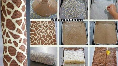 Desenli Pasta Tarifleri
