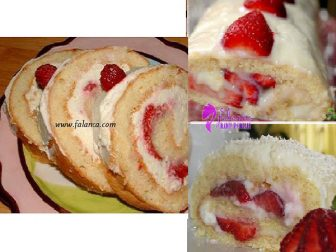 Cilekli Rulo Pasta