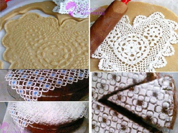Dantelli Pasta Yapilisi 1