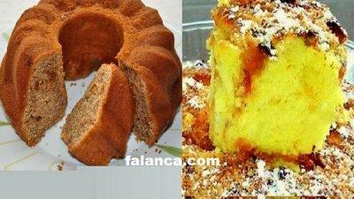 İncirli Elmalı Kek Tarifi
