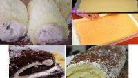 Kremalı Kolay Rulo Pasta