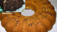 Cevizli Çaylı Kek