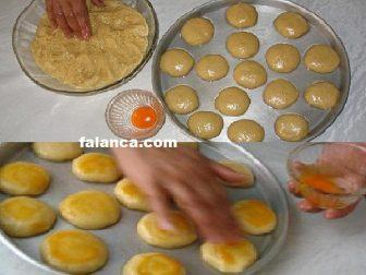 mikrodalgada kurabiye 1 336x252 - Mikrodalga Fırında Kurabiye Yapılışı