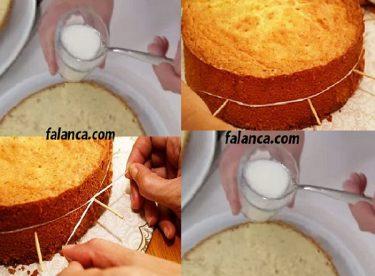 Pandispanya Keki Nasıl Islatılır?