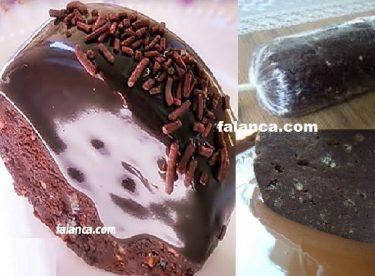 Yalancı Doyuran Pasta Tarifi