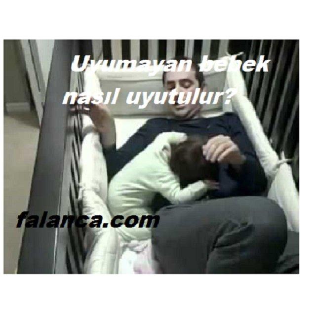 Uyumayan Bebek Nasıl Uyutulur?