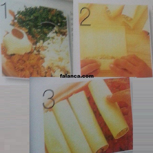 Tulum Peynirli Pilic Lazana 1
