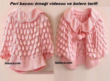 Peri Bacası Örneği Bolero Videolu Anlatım