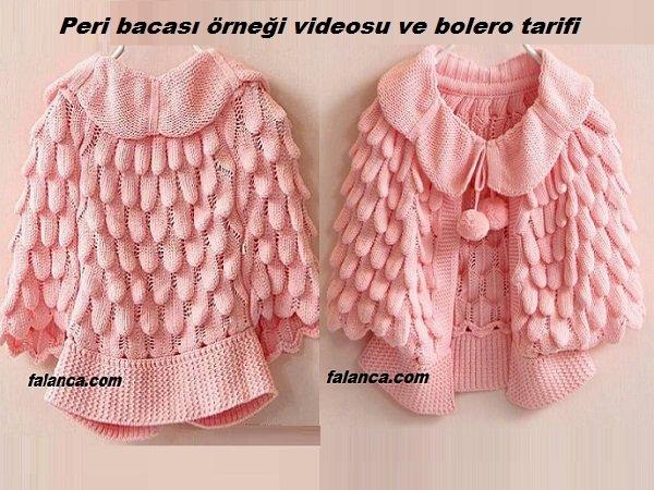 Peri Bacasi Orneginden Bolero Tarifi 1 1