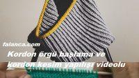 Kordon Başlama Ve Kordon Kesim Videolu Yapılışı