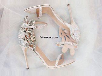 Büyüleyici Gelin Ayakkabıları