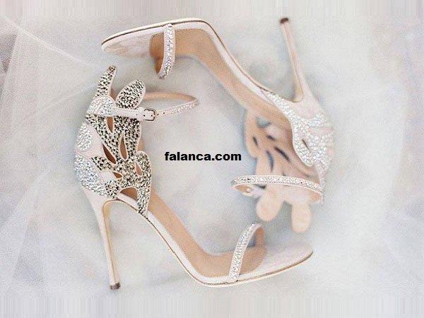 Büyüleyici Gelin Ayakkabıları - 3