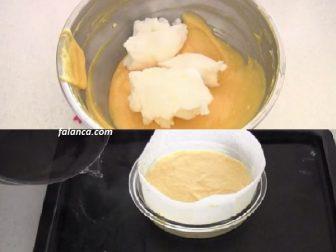 cheese kek uc malzemeli 5 336x252 - Üç Malzemeli Cheese Kek Tarifi