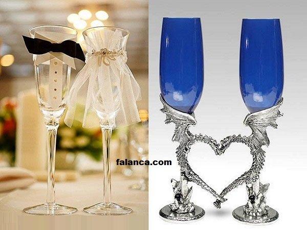 Düğün Kadehleri 8