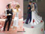 Düğün Pasta Süsleri 1