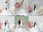 Düğün Pasta Süsleri 6