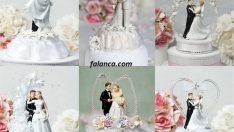 Düğün Pasta Süsleri