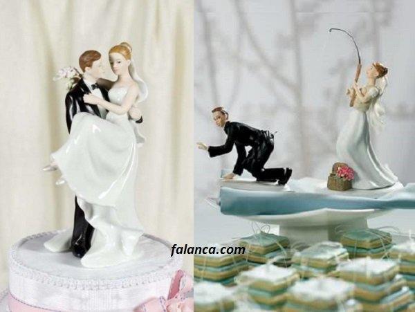 Düğün Pasta Süsleri 3