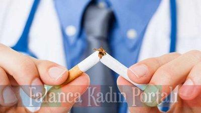 Sigaradan Kurtulmanın Yolları