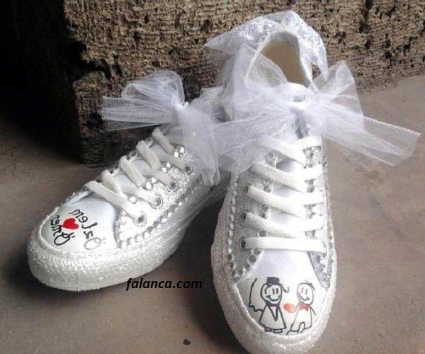 Spor Gelin Ayakkabısı Modelleri 3
