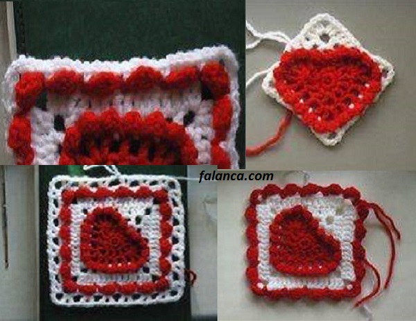 Kabartmalı Kalp Desenli Kız Bebek Battaniyesi 3