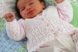 Yeni Doğan Bebekler için Örgüler - 2