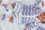 Yeni Doğan Bebekler için Örgüler - 4