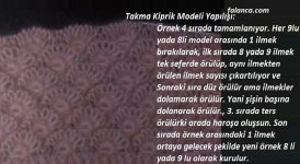 Takma Kirpik Modeli 1