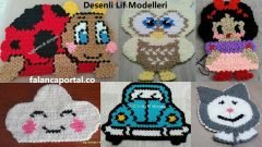 Desenli Yeni Lif Modelleri