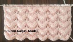 3d Deniz Dalgasi Modeli 1
