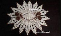 Fistikli Tepsi Lif Modeli 1