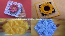 Bebek Battaniyesi Motifleri Videolu 5