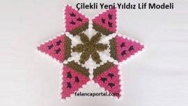 Çilekli Yeni Yıldız Lif Modeli