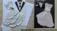 Değişik Düğün Davetiye Modelleri 2
